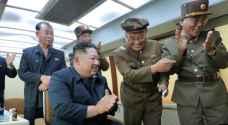 """زعيم كوريا الشمالية يشرف مجددا على اختبار """"سلاح جديد"""""""