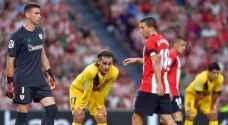 أتلتيك بلباو يصعق برشلونة هدف قاتل في افتتاح الليغا
