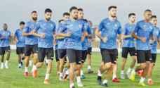 المنتخب الوطني يستأنف تدريباته تحضيراً لتصفيات مونديال قطر