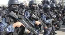 حملة أمنية للشرطة الفلسطينية في أريحا