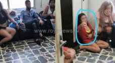 الأمن يلقي القبض على (مثليين ) في حفل بمزرعة مستأجرة في الأغوار - صور