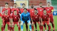 المنتخب الاولمبي يلتقي نظيره القطري أيلول المقبل