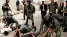 المخابرات الفلسطينية تلقي القبض على عصابة عاثت فسادًا في الأغوار