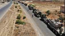 قوات الجيش السوري تتقدم في خان شيخون وتقطع طريق الرتل التركي