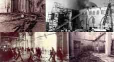 نصف قرن على إحراق المسجد الأقصى .. فيديو وصور