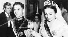 من هي الأميرة دينا التي أعلن الديوان الملكي وفاتها .. صور وفيديو