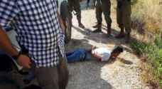 اعتقال فلسطيني بحوزته سكين في رام الله