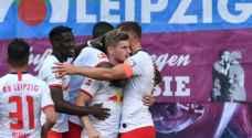 الدوري الألماني: فيرنر يحتفل بأفضل طريقة بعقده الجديد مع لايبزيغ