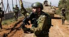 إصابة جندي من جيش الاحتلال بجروح خطيرة بعد انفجار لغم أرضي به على الحدود مع الاردن