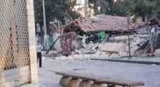 الدفاع المدني يكشف لرؤيا تفاصيل انفجار مطعم في جبل عمان