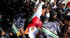 اهالي غزة يشيعون ضحايا التفجيرين