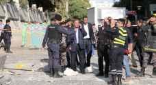 الأمانة: تشكيل لجنة لتقييم الأضرار بموقع الانفجار في الرينبو