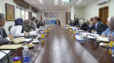اللجنة الوزارية لإعداد وتنفيذ المخطط الشمولي لعجلون: تعديلات على الشروط المرجعية للمخطط