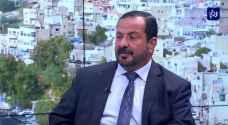 وفاة نقيب المعلمين الدكتور احمد الحجايا بحادث سير