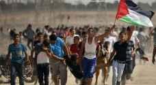 استشهاد شاب فلسطيني متأثرا بجراحه جنوب قطاع غزة