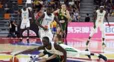 ليتوانيا تكتسح السينغال في مونديال السلة