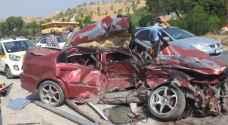 وفاة وإصابة في حادث تصادم في منطقة جرف الدراويش