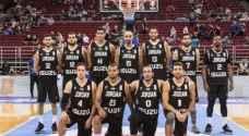 """اختبار صعب لـ""""صقور الأردن"""" أمام فرنسا في مونديال السلة"""