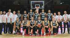 منتخب السلة يخسر امام نظيره الألماني