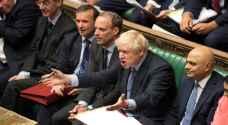 النواب البريطانيون يصوتون بأغلبية ضد بريكسيت بدون اتفاق
