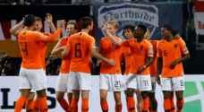 تصفيات أوروبا 2020: هولندا تثأر من ألمانيا وتنعش آمالها في التأهل