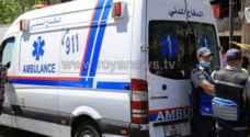 وفاة و3 اصابات بتدهور مركبة في معان
