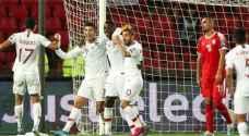 رونالدو يقود البرتغال لعبور عقبة صربيا