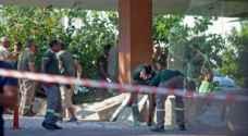 انفجارات فيّ مخزن للجيش التركي في الشطر الشمالي من جزيرة قبرص