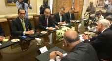 الأردن يدعو المجتمع الدولي لتحرك فاعل وسريع لمواجهة تهديدات نتنياهو حول غور الأردن