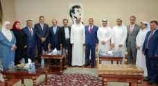 النائب العكايلة: العلاقات الأخوية بين عمان والدوحة راسخة ومتجذرة