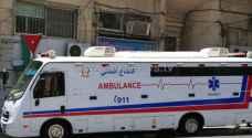 إصابة 43 شخصا بضيق في التنفس نتيجة استنشاقهم مبيدات حشرية في الزرقاء