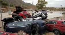 إجلاء مئات الأشخاص الإضافيين في جنوب شرق إسبانيا جراء الفيضانات