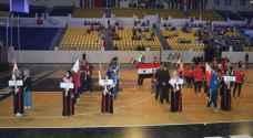 الأمير رعد بن زيد يفتتح دورة ألعاب غرب آسيا البارالمبية