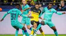 أبطال أوروبا: شتيغن ينقذ برشلونة من الخسارة في دورتموند