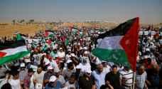 غزة تتضامن مع مخيمات لبنان