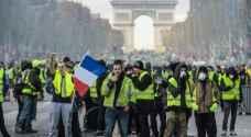 """آلاف الشرطيين في باريس استعدادا لتظاهرات محتجي """"السترات الصفراء"""""""