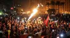 اشتباكات في السويس خلال تظاهرة جديدة معارضة للسيسي