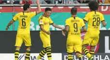 الدوري الألماني: دورتموند يفرط في نقطتين ثمينتين