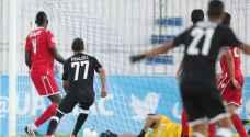 شباب الأردن يطيح بحامل اللقب في البطولة العربية