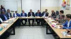 وزير الصحة يوعز بدراسة انشاء مستشفى حكومي في العقبة