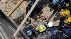 وفاة عامل بانهيار جدار استنادي في إربد