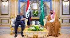 لقاء بين ولي العهد السعودي ورئيس الوزراء العراقي يتركز حول هجمات ارامكو