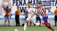 ريال مدريد يتعادل مع أتلتيكو مدريد ويحافظ على صدارة الدوري