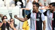 الدوري الإيطالي: يوفنتوس يضع إنتر تحت الضغط