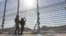 """1400 عامل من دول عدة يشاركون ببناء """"الجدار الأمني"""" عند حدود غزة"""