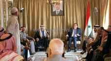 مسؤول سوري من عمّان: دمشق تعمل على إعادة السوريين لبلدهم بكافة الطرق