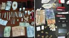 """القبض على 24 مروجاً للمخدرات.. وتحويلهم لـ """"أمن الدولة"""" - صور"""