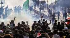 6 قتلى بالرصاص في تظاهرات بمحافظة ذي قار في جنوب العراق