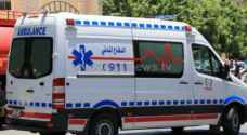 وفاة و6 اصابات بحادث تصادم في عمان