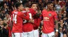 مهاجم مانشستر يونايتد ينسحب من منتخب إنجلترا للشباب بداعي الإصابة